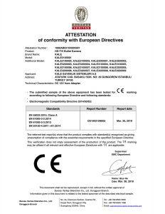 CE180315N005_HD-TVI-Bullet-Kamera_KALE3100001_EN-55032_-AOC
